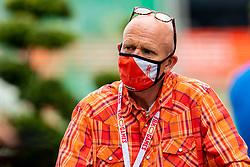 Eric Roeske in action during FBK Games 2021 on 06 june 2021 in Hengelo.