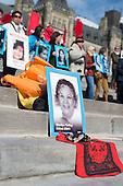 Vigil for Missing or Murdered Aboriginal Women