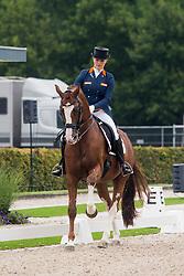 Zweistra Thamar, NED, Hexagon's Double Dutch<br /> WK Ermelo 2019<br /> © Hippo Foto - Sharon Vandeput<br /> 3/08/19