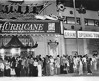 1979 Premiere of Hurricane at Mann's Chinese Theater