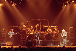 """""""All Along the Watchtower"""" The Grateful Dead Live at the Knickebocker Arena, Albany NY, 24 March 1990"""