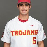USC Baseball 2017   Head shots