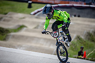 #214 (KENNEDY Izaac) AUS at Round 4 of the 2018 UCI BMX Superscross World Cup in Papendal, The Netherlands