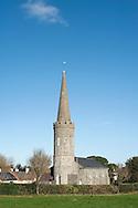 Torteval church (St Philippe de Torteval), Guernsey, Channel Islands, UK (November 2015) © Rudolf Abraham