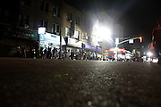 Brooklyn, New York-September 6:  The pre-Labor Day fete, J'Ouvert returns to Brooklyn, New York City. J'Ouvert is the official start of carnival, at dawn on the Monday preceding Lent.    (Photo by Terrence Jennings/terrencejennings.com
