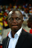 CAF_Africa Cup of Nations - South Africa 2013 / Semifinal / <br /> Burkina Faso vs Ghana 1-1 / 4-3 Aps  ( Mbombela  Stadium - Nelspruit , South Africa ) <br /> Kwesi Appiah - Coach of Ghana ,  during the match between Burkina Faso and Ghana