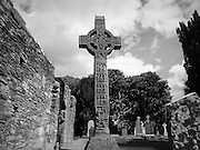 Tall Cross, Monasterboice, Louth ñ c.9th century a.d