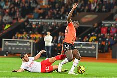 Lorient vs Nancy - 05 October 2018