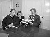 1982 -  Garret Fitzgerald  56th Birthday