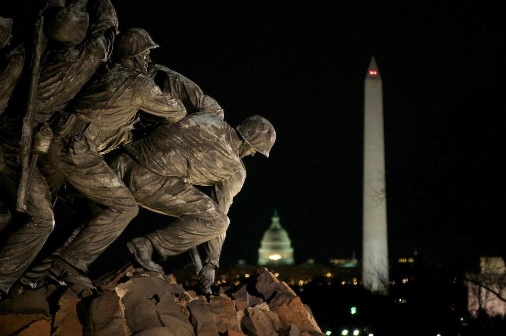 Iwo Jima - US Marine Corps Memorial