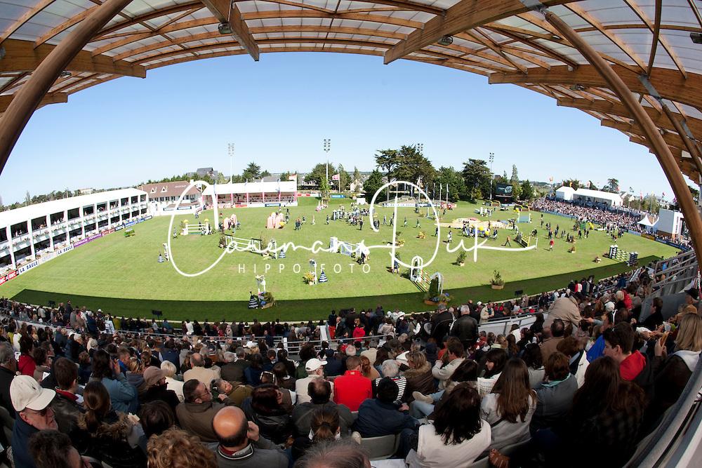 Overview <br /> Grand Prix Longines de la ville de La Baule 2012<br /> © Dirk Caremans