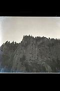 mountain clif  Japan