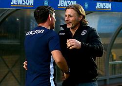 Wycombe Wanderers manager Gareth Ainsworth - Mandatory by-line: Robbie Stephenson/JMP - 29/08/2017 - FOOTBALL - Adam's Park - High Wycombe, England - Wycombe Wanderers v Bristol Rovers - Checkatrade Trophy