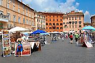 Plazza Navona region of  Rome
