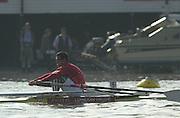 Peter Spurrier Sports  Photo.email pictures@rowingpics.com.Tel 44 (0) 7973 819 551..Photo Peter Spurrier.29/03/2002.2002 Thames World Sculling Challenge [Mandatory Credit Peter Spurrier; Intersport Images]
