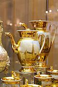 Kunsthandwerk-Museum Francois Duesberg, Porzellan, Mons, Hennegau, Wallonie, Belgien, Europa   Decorative Arts Museum Francois Duesberg, porcelaine, Mons, Hennegau, Wallonie, Belgium, Europe