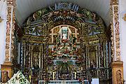 Mariana_MG, Brasil...Detalhes do interior da Igreja Matriz Bom Jesus do Monte em Mariana...Inside of Bom Jesus do Monte mother church in Mariana...Foto: LEO DRUMOND / NITRO.