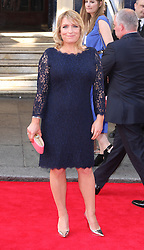 Claire Rushbrook arrives for the BAFTA TV Awards at the Theatre Royal, London, United Kingdom. Sunday, 18th May 2014. Picture by i-Images