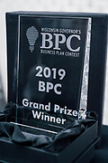 2019 BPC Grand Prize Award at the Wisconsin Entrepreneurship Conference at Venue 42 in Milwaukee, Wisconsin, Wednesday, June 5, 2019.