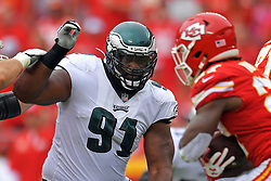 The Philadelphia Eagles lost 27-20 to the Kansas City Chiefs at Arrowhead Stadium on September 17, 2017 in Green Bay, Wisconsin.  (Photo by Drew Hallowell/Philadelphia Eagles)