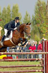 Van Gorp Nick-Odessa (3de klasse zwaar )<br /> Nationaal Kampioenschap LRV - Ardooie 2003<br /> Photo © Dirk Caremans