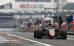 October 27, 2018 - Mexico-City, Mexico - Motorsports: FIA Formula One World Championship 2018, Grand Prix of Mexico, .#8 Romain Grosjean (FRA, Haas F1 Team) (Credit Image: © Hoch Zwei via ZUMA Wire)
