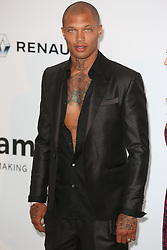 Jeremy Meeks attending the 24th amfAR Gala held at the Hotel du Cap-Eden-Roc in Antibes, southern France on May 25, 2017. Photo by Jerome Domine/ABACAPRESS.COM