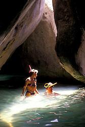 Snorkeling at the 'Rocks' in Virgin Gorda, BVI
