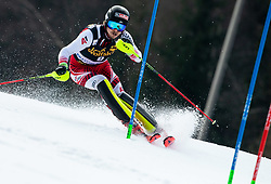FELLER Manuel of Austria during the Audi FIS Alpine Ski World Cup Men's Slalom 58th Vitranc Cup 2019 on March 10, 2019 in Podkoren, Kranjska Gora, Slovenia. Photo by Matic Ritonja / Sportida
