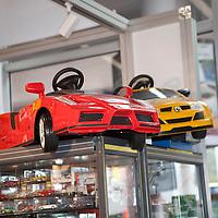 Ferrari Pedal Car, Geneva Motor Show 2010