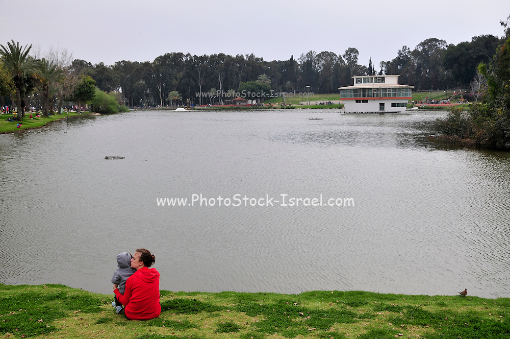 Israel, Ramat Gan National Park, The park covers an area of 1.9 km² and is the second largest urban park in Israel