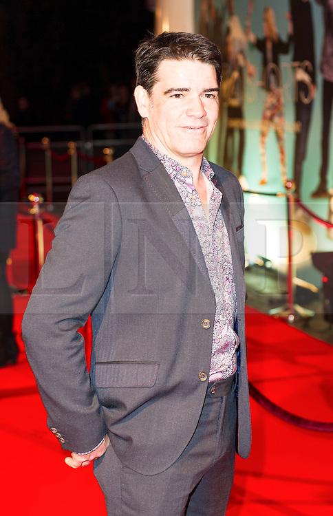 © London News Pictures. 07/11/2013. London, UK. Anthony Farquar attending Virgin Media Shorts, BFI IMAX. Photo Credit: Raimondas Kazenas/LNP