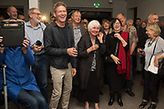 DANIEL MEADOWS; SUSIE PARR, Opening of the Martin Parr Foundation party,  Martin Parr Foundation, 316 Paintworks, Bristol, BS4 3 EH  20 October 2017
