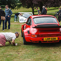 Porsche 3.0 RSR 1974 on 20/07/2019, at Rennsport Collective, Donington Hall, Leicestershire, UK,