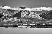 Kluane Lake, Kluane National Park, Yukon, Canada