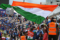 Cricket - 2019 ICC Cricket World Cup - Group Stage: South Africa vs. India<br /> <br /> India fans cheer on there side during the warm up at the Hampshire Bowl Southampton England<br /> <br /> COLORSPORT/SHAUN BOGGUST