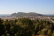 panorami di Cagliari Fotografie di Cagliari, panorami della città Cagliari, panorami città Foto Landscapes