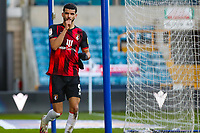 Football - 2020 / 2021 Sky Bet (EFL) Championship - Millwall vs AFC Bournemouth  - The Den<br /> <br /> Dominic Solanke (AFC Bournemouth) celebrates behind the goal after scoring<br /> <br /> COLORSPORT/DANIEL BEARHAM