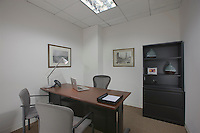 Interior Image of Day Office at Business Suites Harborplace by Jeffrey Sauers of Commercial Photographics