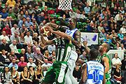 DESCRIZIONE : Campionato 2014/15 Dinamo Banco di Sardegna Sassari - Sidigas Scandone Avellino<br /> GIOCATORE : Justin Harper Rakim Sanders<br /> CATEGORIA : Rimbalzo<br /> SQUADRA : Sidigas Scandone Avellino<br /> EVENTO : LegaBasket Serie A Beko 2014/2015<br /> GARA : Dinamo Banco di Sardegna Sassari - Sidigas Scandone Avellino<br /> DATA : 24/11/2014<br /> SPORT : Pallacanestro <br /> AUTORE : Agenzia Ciamillo-Castoria / M.Turrini<br /> Galleria : LegaBasket Serie A Beko 2014/2015<br /> Fotonotizia : Campionato 2014/15 Dinamo Banco di Sardegna Sassari - Sidigas Scandone Avellino<br /> Predefinita :