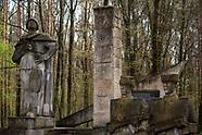 Pomnik na Cmentarzu Żołnierzy Radzieckich