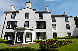 View of North Berwick Lodge, in East Lothian, Scotland, United Kingdom, UK