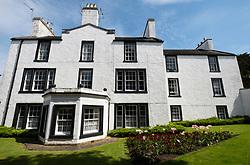 View of North Berwick Lodge, in East Lothian, Scotland, United Kingdom, UK