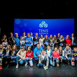 20171129: SLO, Tennis - Best Slovenian tennis players of 2017