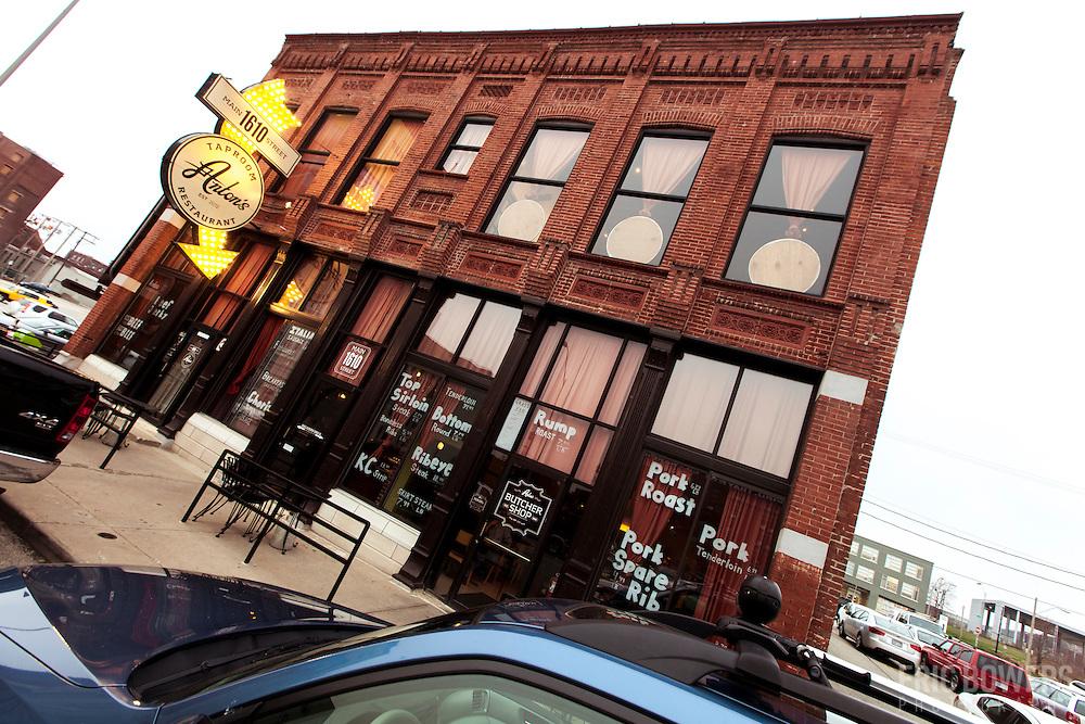 Anton's Taproom at 16th & Main, Kansas City.