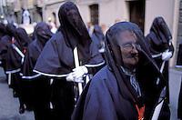 Italie. Sardaigne. Cagliari. Semaine Sainte. Paques. // Easter. Holy week. Cagliari. Sardinia. Italy