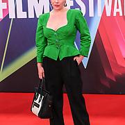 Daisy Lewis attended King Richard | BFI London Film Festival 2021, 15 October 2021 Southbank Centre, Royal Festival Hall, London, UK.