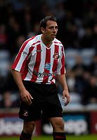Photo: Jed Wee/Sportsbeat Images.<br /> Scunthorpe United v Sunderland. Pre Season Friendly. 21/07/2007.<br /> <br /> Sunderland's Michael Chopra.