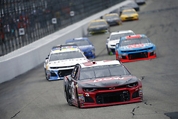 July 22, 2018 - Loudon, New Hampshire, United States of America - Austin Dillon (3) battles for position during the Foxwoods Resort Casino 301 at New Hampshire Motor Speedway in Loudon, New Hampshire. (Credit Image: © Justin R. Noe Asp Inc/ASP via ZUMA Wire)