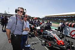 July 8, 2018 - Silverstone, Great Britain - Motorsports: FIA Formula One World Championship 2018, Grand Prix of Great Britain, ..Guenther Steiner (Haas F1 Team) (Credit Image: © Hoch Zwei via ZUMA Wire)
